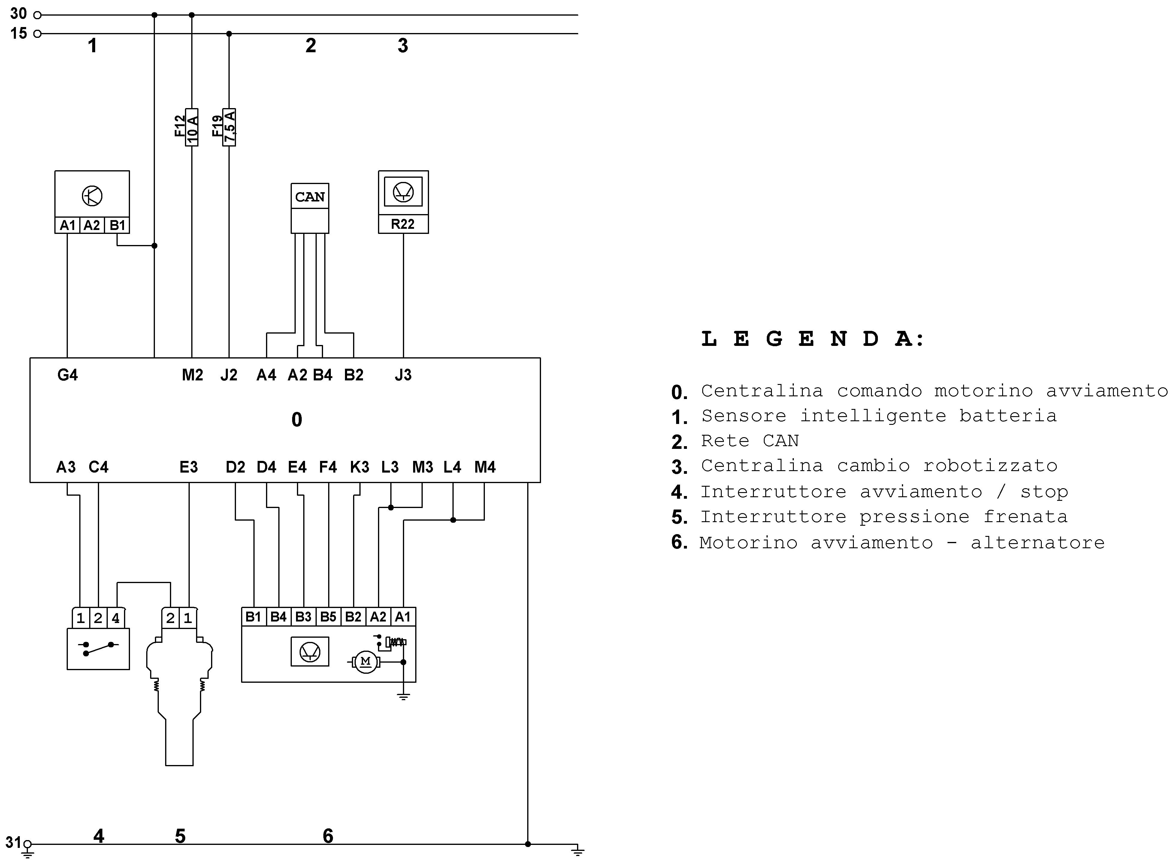 Schema Elettrico Golf 4 : Problematica smart mhd riparando
