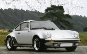 Figura 1: Prima versione turbo della Porsche 911