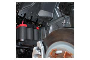 Figura 3: Batteria OPTIMA su FIAT Freemont
