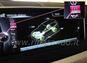 Il Sistema TPMS Sulle Nuove BMW Serie F