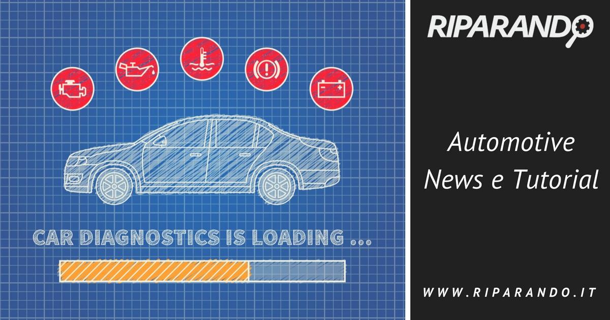 RIPARANDO Automotive News e Tutorial