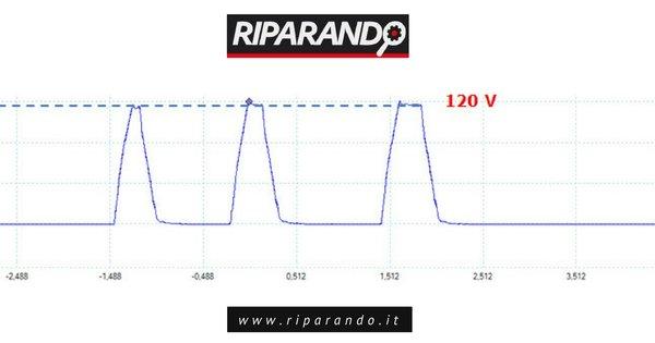 Acquistare Oscilloscopio - Comando da centralina motore