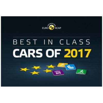 Euro NCAP e auto sicure 2017