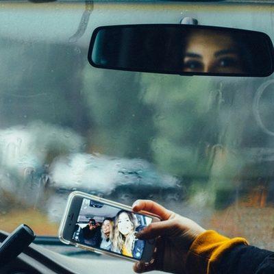 Accessori hi-tech automobile Anteprima