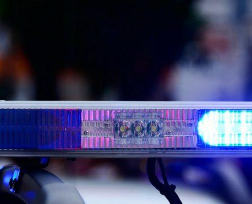 Auto elettriche per forze dell'ordine
