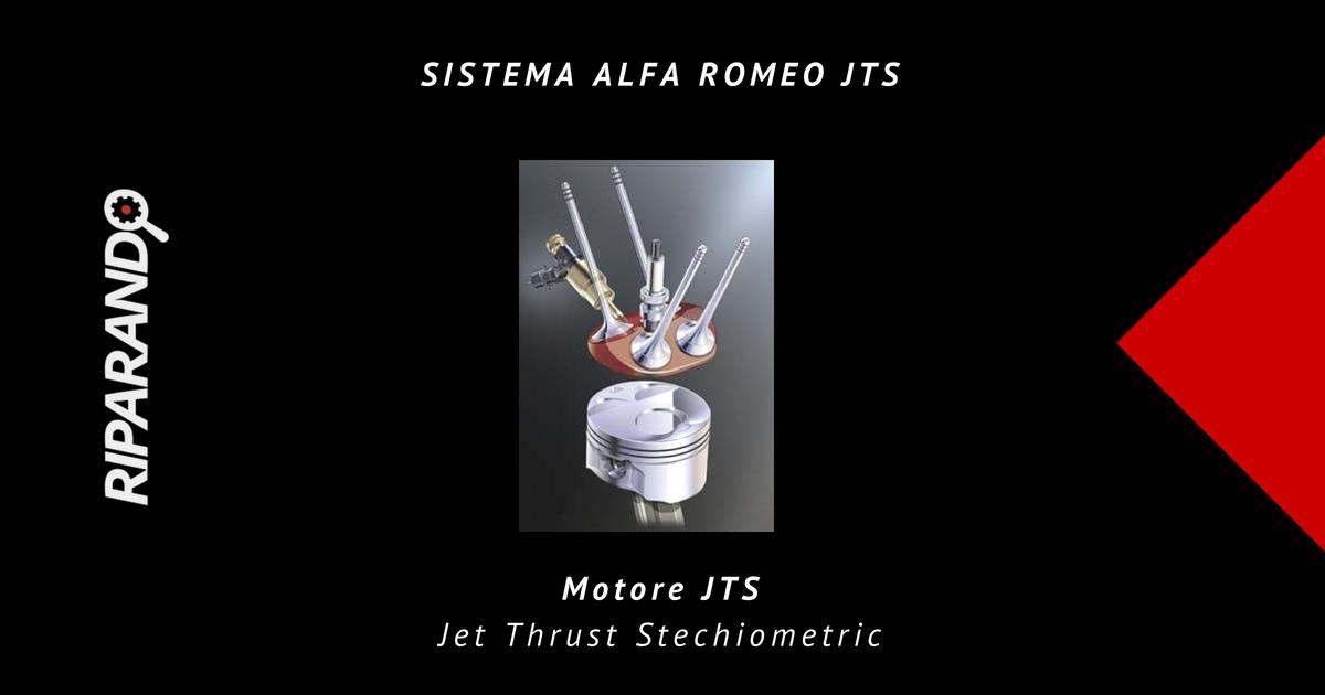 sistema Alfa Romeo JTS Riparando