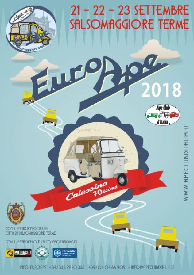 Euro Ape 2018