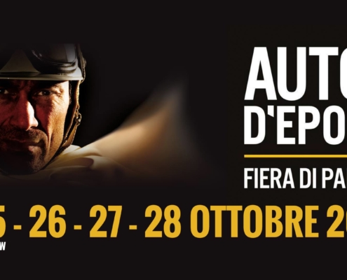 Automobili d'epoca in fiera - Riparando