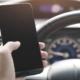 chat e selfie alla guida - Anteprima - Riparando