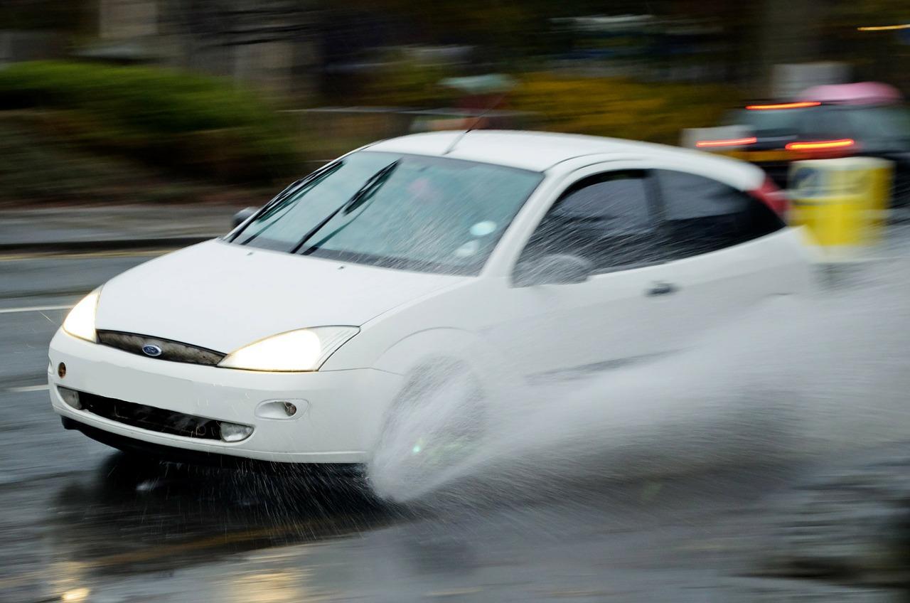 Innovazione Automotive - soluzione acquaplaning