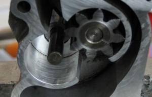 Perizia Motore Renault: Pompa dell'olio