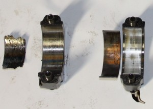 Perizia Motore Renault - Bronzine di Biella ( cilindro I e II)