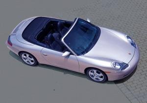 Figura 1: Serie 996, versione Turbo