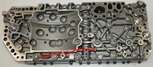 Fig. 4: Tratto danneggiato del distributore idraulico