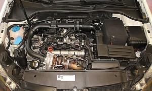 Figura 1: Golf VI 1.4 TSI - Vano motore