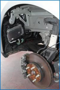Motore Ford Ecoboost: rimozione coperchio box ermetico