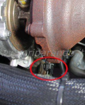 Sensori di temperatura su Fiat Freemont