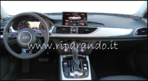 Sistema Infotainment AUDI connect