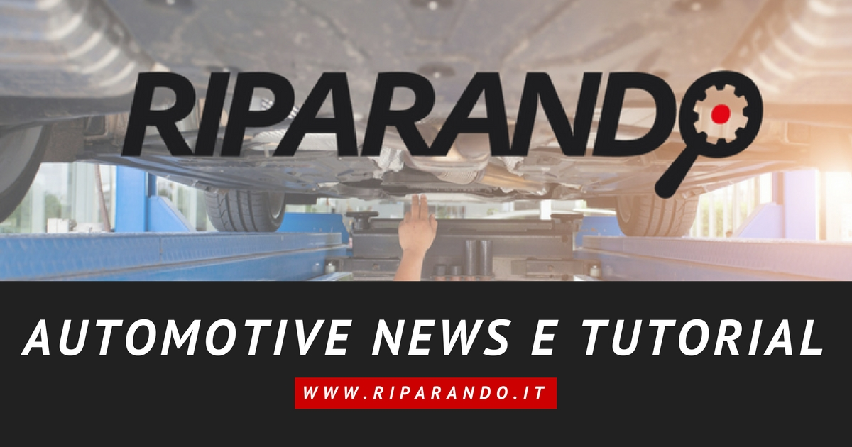Automotive News e Tutorial Riparando