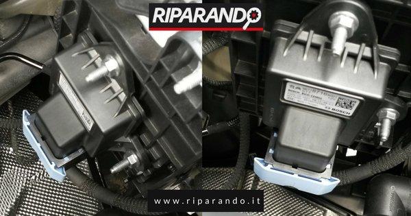 Modulo interfaccia motorino avviamento Motore Peugeot