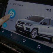 Shazam su Auto Seat