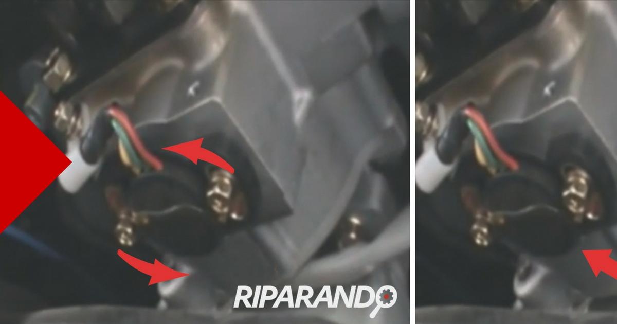 Taratura sensore di coppia servosterzo Opel Corsa C