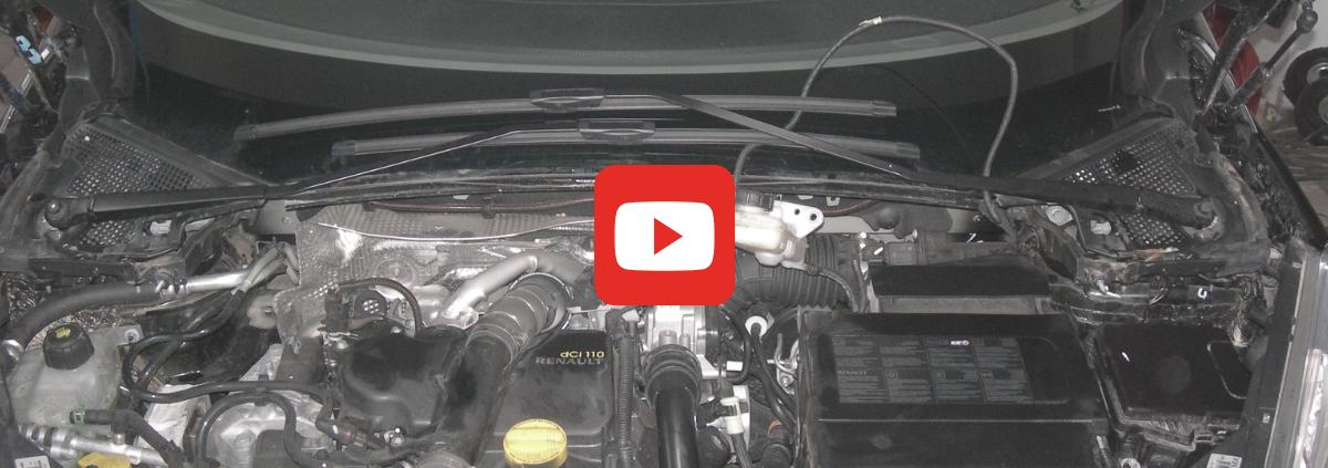 Rischio rottura motore su Renault Scénic III X-Mod