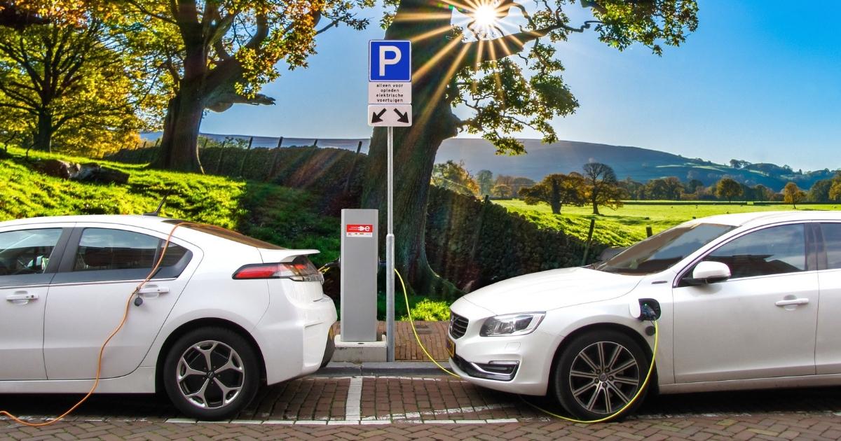ricariche per auto elettriche in crescita