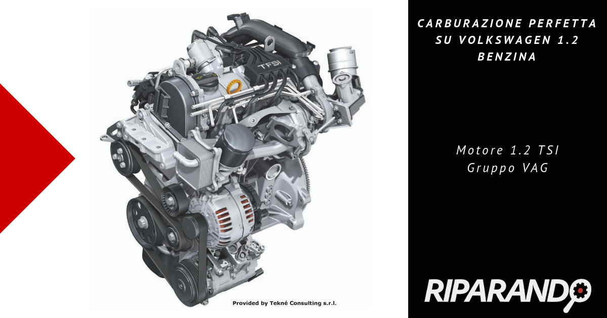 Carburazione perfetta Volkswagen 1.2 Benzina