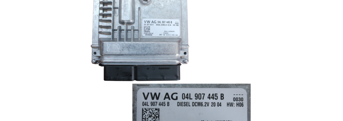 Gestione del ricircolo di alta e bassa pressione sui diesel Volkswagen EURO 6