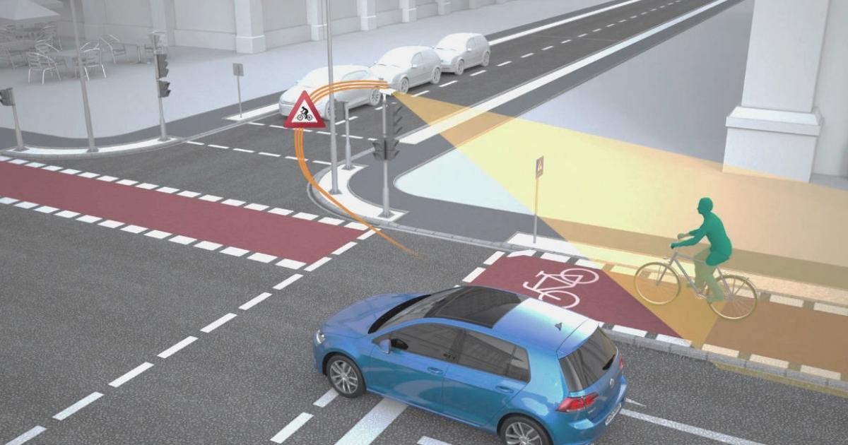 Sicurezza stradale con Volkswagen e Siemens - Riparando