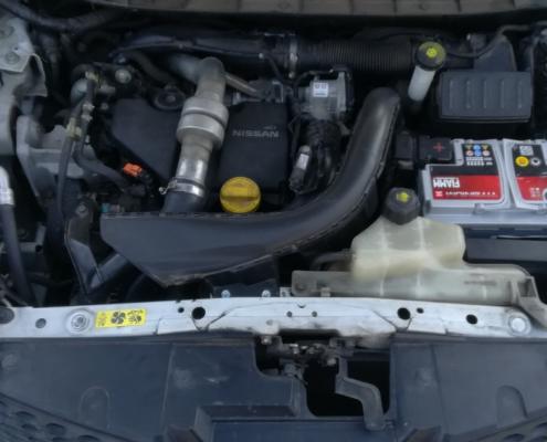 Distribuzione difettosa Nissan Juke ecco come risolvere