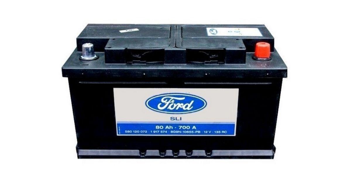 Batteria Ford Kuga